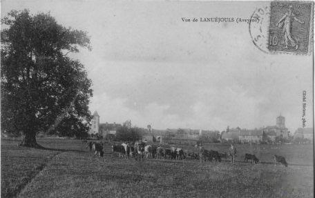 Lanuejouls Vue 191X