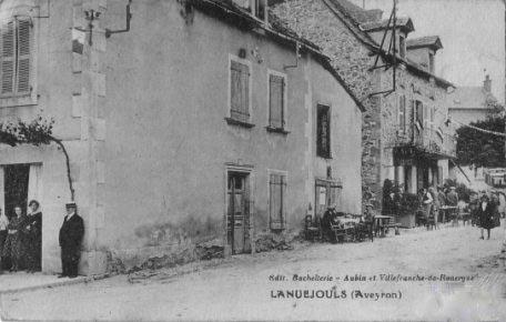 Lanuejouls Vue 1940
